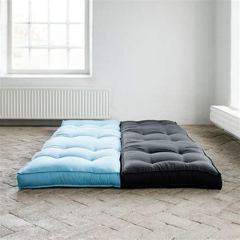 futon canape lit convertible chauffeuse bicolore convertible matelas futon dice futon
