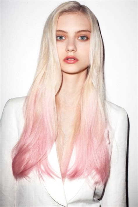 Pastel Hair Dont Care The Fashion Medley