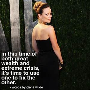 Olivia Wilde Quotes WeNeedFun