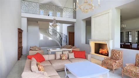 chambre style gustavien decoration interieur salon design