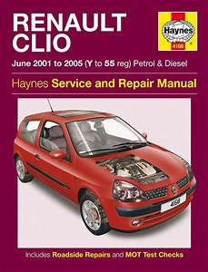 Renault Clio Haynes Service And Wiring Diagram