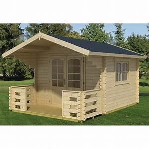 Abri De Jardin Avec Terrasse : abri de jardin capri lasita maja 9 00 m 300x300 cm 44 mm ~ Dailycaller-alerts.com Idées de Décoration