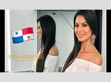 MISS UNIVERSE PANAMA 2018 ROSA IVETH MONTEZUMA 👑🇵🇦 YouTube