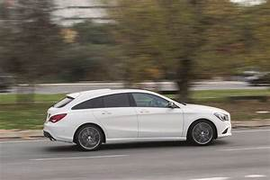 Mercedes Cla Break : mercedes benz cla shooting brake 180 d ter um mercedes ~ Melissatoandfro.com Idées de Décoration