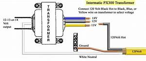 Pool Light Transformer Wiring Diagram