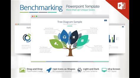 benchmarking powerpoint keynote  template