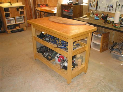woodshop workbench  woodworking