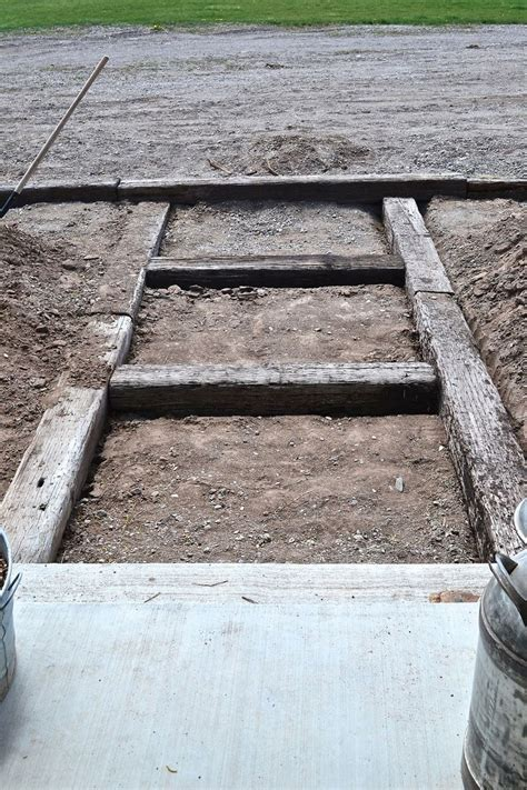 images  railroad tie projects  pinterest