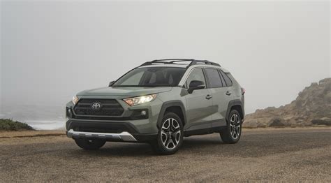 Toyota Rock by 2019 Toyota Rav4 Adventure Lunar Rock Toyota Usa Newsroom