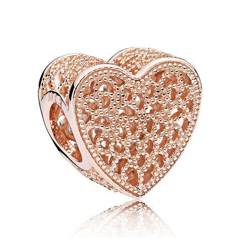 Filled with Romance, Pandora Rose™ Charm - 781811 | Ben ...