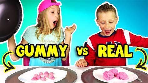 cuisine p駻鈩e diy24h gummy vs food 3