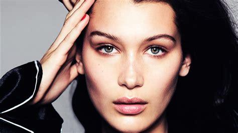 bella hadid makeup transformation tutorial aka      model anytime youtube