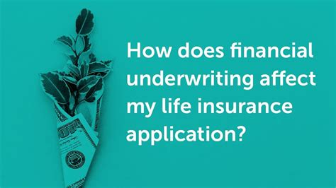 Underwriting is accurately classifying insurance applicants according to those rating variables; What Is Life Insurance Financial Underwriting? | Quotacy Q&A Fridays | Underwriting, Financial ...