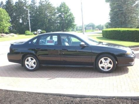 2004 Chevrolet Impala Ss Supercharged by Find Used 2004 Chevrolet Impala Ss Supercharged 4 Door In