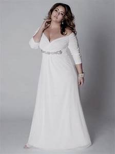 casual plus size wedding dress 2016 2017 b2b fashion With plus size casual wedding dresses