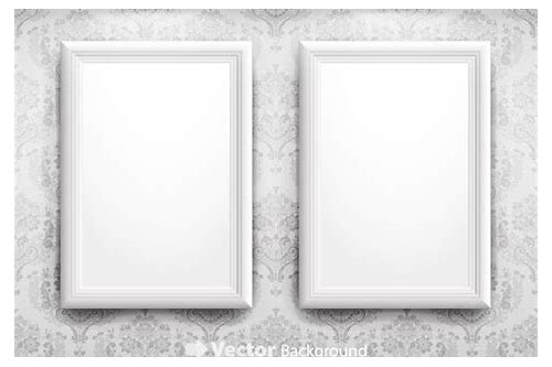blank photo frames download