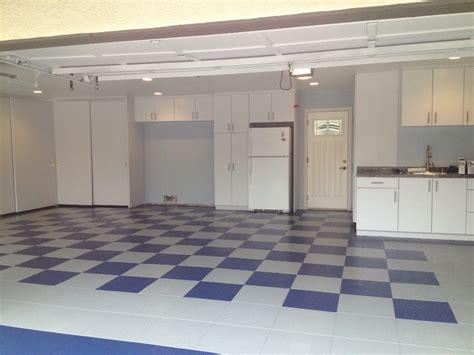 Slate Finish Interlocking Floor Tiles  Garage Flooring