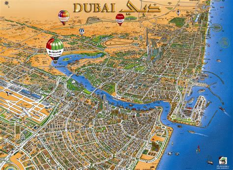 atlas cuisine large dubai maps for free and print high