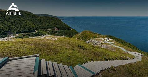 trails  cape breton highlands national park