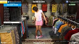 Grand Theft Auto Online - Five Outfits to try 2.0 Ep 16 (FemaleXbox One) - YouTube
