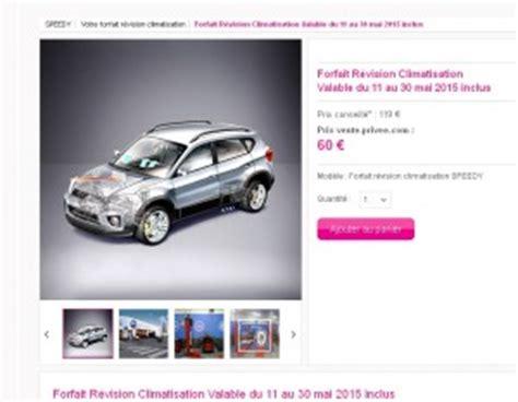 bon prix recharge clim auto 60 euros avec remplacement filtre chez speedy bons plans et