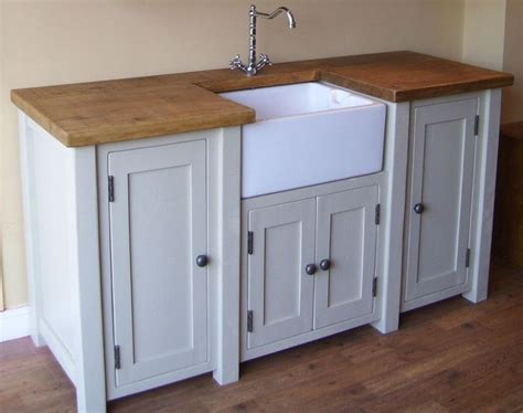 Compact Free Standing Kitchen Sink Cabinet  Homedcincom