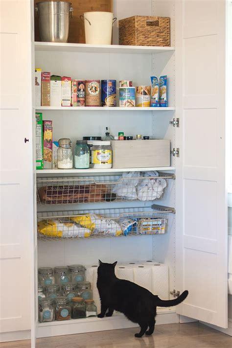 kitchen chronicles ikea pax pantry reveal ikea pax