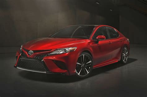 2018 Toyota Camry Reviews And Rating  Motor Trend