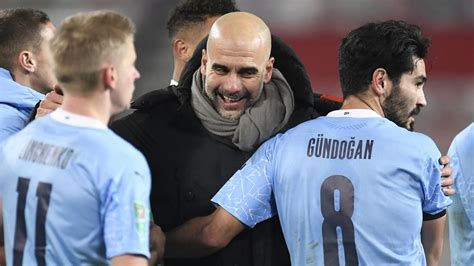 Man City: How Pep Guardiola helped his players rediscover ...
