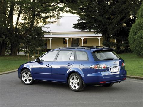 Wagon Cars : Mazda 6/atenza Wagon Specs & Photos