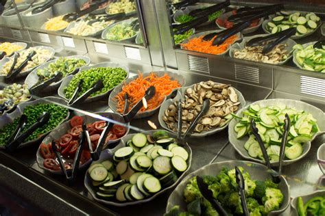 The Beauty and Bounty of the Steakhouse Salad Bar - Eater