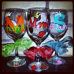 pin by nikki cicerone on vinyl glasses such for gifts With vinyl lettering for wine glasses