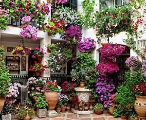 comment avoir un balcon fleuri idees en 50 photos With idees amenagement jardin exterieur 3 20 jolis petits balcons joli place