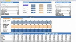 best photos of dcf valuation excel dcf model excel With discounted cash flow analysis excel template