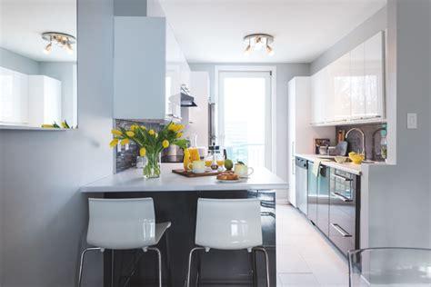 cuisine ultra design stéphanie fortier design armoires de cuisine ikea grise