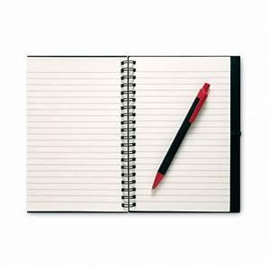 Cahier De Note : carnet de notes avec stylo publicitaire ~ Teatrodelosmanantiales.com Idées de Décoration