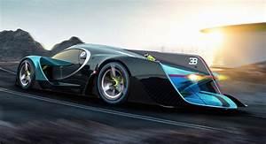 Bugatti Study Makes The Chiron Seem Bland | carscoops.com