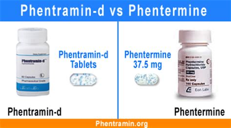how phentramin d works