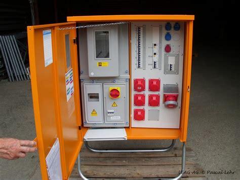 Leag  Matériel De Chantier  Armoire électrique