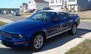 Picture of 2005 Ford Mustang V6 Premium Convertible, exterior