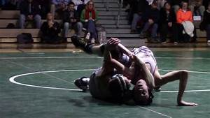 Shen vs. Burnt Hills wrestling 5 minutes of wins and pins ...