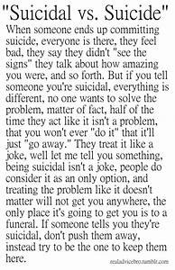 Suicide Prevention Tumblr Quotes | www.pixshark.com ...