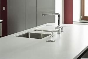 Prix Plan De Travail Cuisine : plan de travail cuisine en pierre belgique design stone ~ Premium-room.com Idées de Décoration