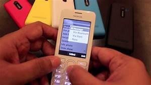 Nokia Asha 206 Hands-on