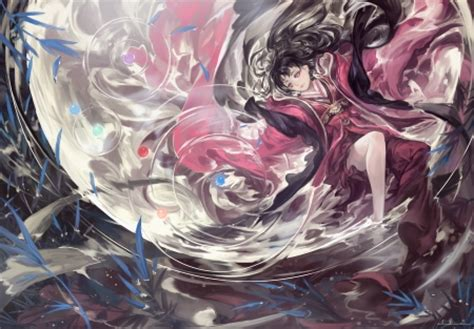 Anime Eye Reflection Reflection Other Anime Background Wallpapers On