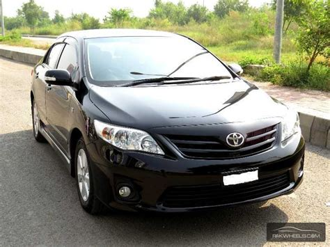 Toyota Corolla Altis Hd Picture by Toyota Corolla Altis Cruisetronic 1 6 2012 For Sale In