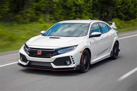 2018 Honda Civic Type R Touring Pricing  For Sale Edmunds