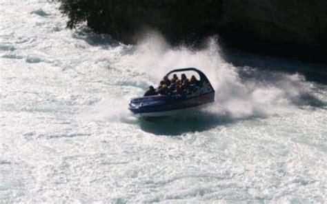 Huka Jet Boat by Huka Falls Jetboat Ride In New Zealand Travel Photos Of