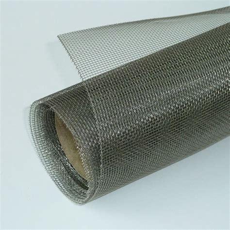 aluminium gewebe lichtschacht draht alu gitter