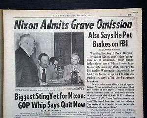 NOW It's Watergate | Crooks and Liars